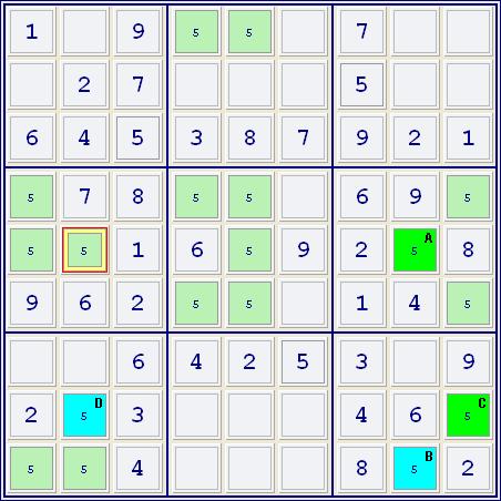 Sudoku barn
